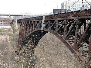 Michigan Central Railway Bridge