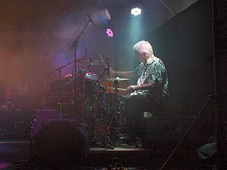 Mick Avory British drummer