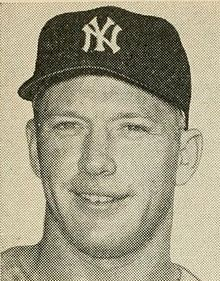 Mickey Mantle. From Wikipedia ...