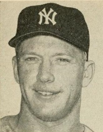 Kansas City Blues (American Association) - Mickey Mantle