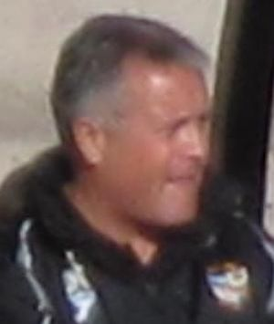 Micky Adams - Adams as Port Vale manager in September 2010