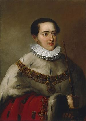 Miguel I of Portugal - Miguel I around age 26, c.1828