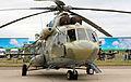 Mil Mi-8MTV-5 on the MAKS-2009 (02).jpg
