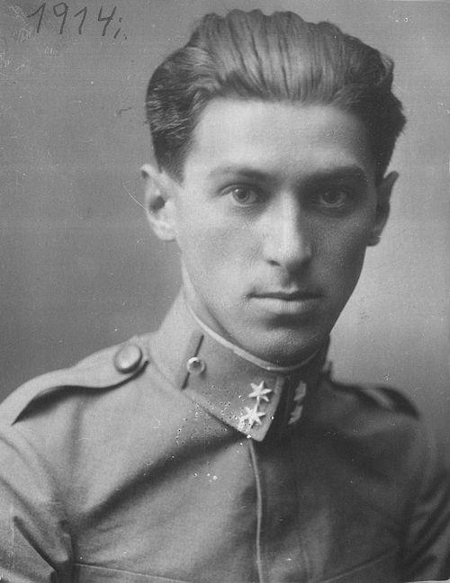 Miloš crnjanski 1914