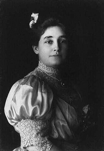 Mina Edison 1906