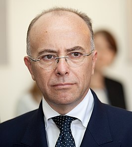 Bernard Cazeneuve in 2015