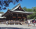 Mishima-taisha, Maiden, 20110918.jpg