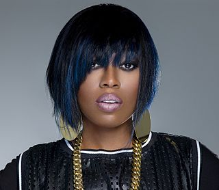 Missy Elliott American rapper, singer, songwriter, dancer and record producer