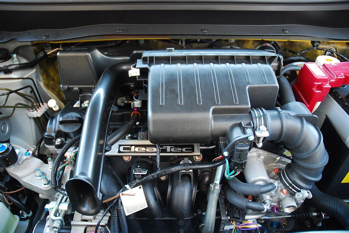 三菱・3a9型エンジン Wikipedia