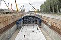 Mobil Formwork system Stalform for underground construction. Механизированная опалубка для ускоренного строительства станции метро Тропарево.jpg
