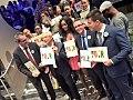 Mobilisation destinée à soutenir la candidature de Paris pour les JO 2024, avec Claude Bartolone et Mathieu Hanotin.jpg