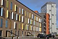 Modern Flats, Waddell Street, Glasgow (geograph 3750136).jpg