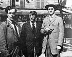 Modigliani, Picasso and André Salmon
