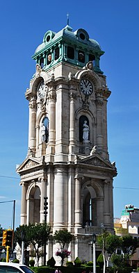 Monumental Clock Of Pachuca Wikipedia