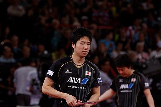 Mondial Ping - Men's Doubles - Semifinals - 47