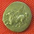 Monetiere di fi, moneta romana repubblicana con pegaso 01.JPG