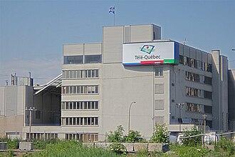 Télé-Québec - The Montreal offices of Télé-Québec