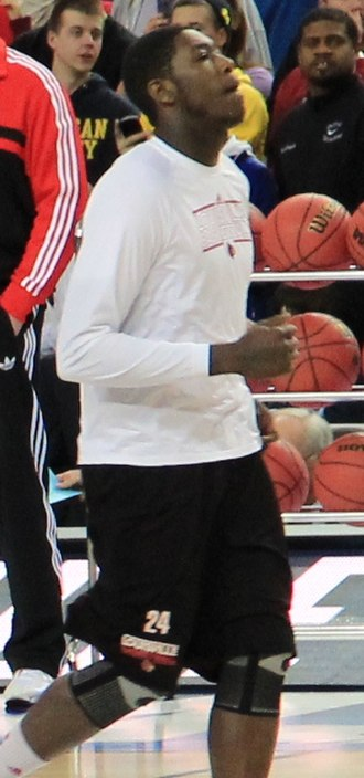 Montrezl Harrell - Harrell in 2013