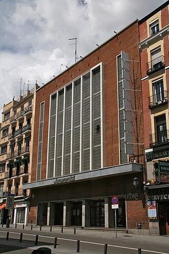 Teatro Monumental - Teatro Monumental