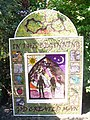 Monyash Well Dressing - geograph.org.uk - 1338086.jpg