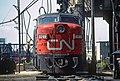 More CN Power at Spadina Yard and a Garbage Can -- 6 Photos (34793327016).jpg