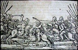 Ladislaus IV of Hungary - The Battle on the Marchfeld (26 August 1278)