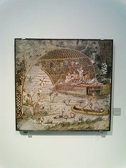 Nile Mosaic Of Palestrina Wikipedia