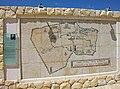 Mosaic legend for Holyland model of Jerusalem.jpg