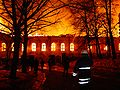 Moscow Manege in fire 01.jpg