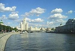 Испокон веков Москва-река являлась важной транспортной магистралью, связывающей Москву с Новгородом, Смоленском...
