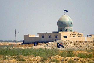 City in Wasit, Iraq