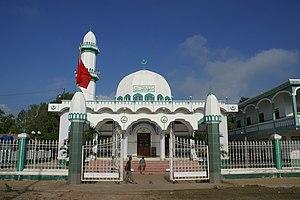 An Phú District - Masjid Eshan of Chams in Da Phuoc village.
