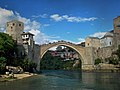 Mostar, The Old Bridge (30453567305).jpg