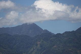 Mount Talinis mountain