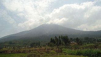 Kisoro - Image: Mountain Muhabura