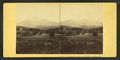 Mt. Kiarsarge, from Sunset Hill, North Conway, N.H, by Soule, John P., 1827-1904.png