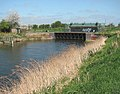 Mullicourt Aqueduct over Middle Level Main Drain - geograph.org.uk - 1261747.jpg