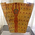 Mummy breast covering with the naked goddess Nut, Egypt - Martin von Wagner Museum - Würzburg, Germany - DSC05300.jpg