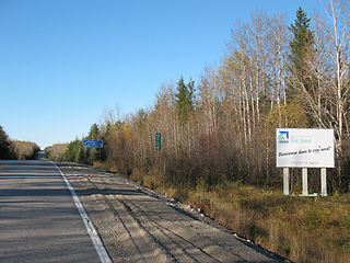 Baie-James Municipality in Quebec, Canada