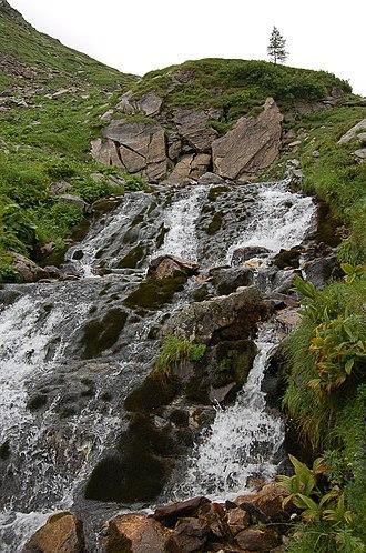 Mur (river) - Mur source (Murursprung)