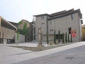 Abbot Oliba - Image: Museu Episcopal de Vic (Catalunya)