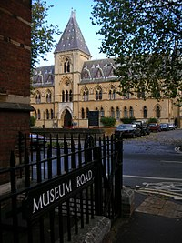 Museum Road, Oxford - museum.JPG