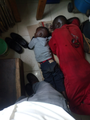 Musoke Deo MDK-MUSO 65 Ugandans can also relax or sleep like that.png