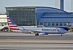 N931NN American Airlines 2013 Boeing 737-823 - cn 33230 - ln 4523 (14224610356).jpg
