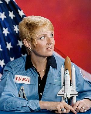 Millie Hughes-Fulford - Image: NASA M Hughes Fulford