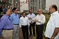 NCSM Dignitaries with Saroj Ghose - MSE Golden Jubilee Celebration - Science City - Kolkata 2015-11-17 4869.JPG