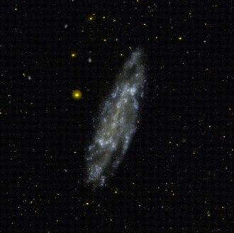 Caldwell catalogue - Image: NGC 4236 I FUV g 2006