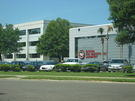National High Magnetic Field Laboratory building NHMFLbuildingtallahassee.JPG