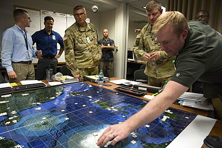 Military wargaming - Wikipedia