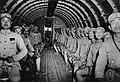 NRA soldiers onboard DC3.jpg